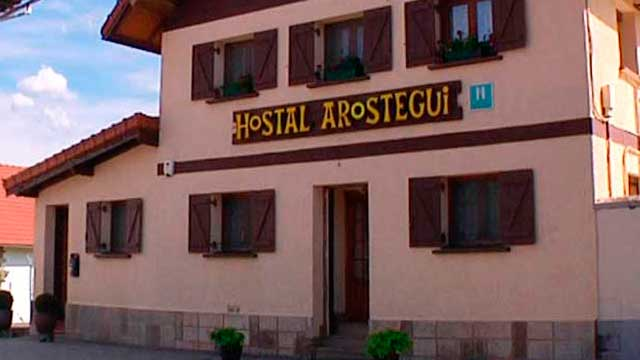 Hotel Rural Arostegui