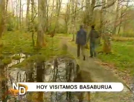 Escapada a Basaburua