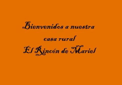 El Rincón de Mariel
