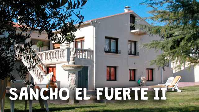Sancho El Fuerte II