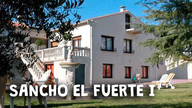 Sancho El Fuerte I