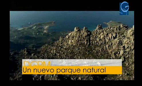 Monte Pindo, Parque Natural